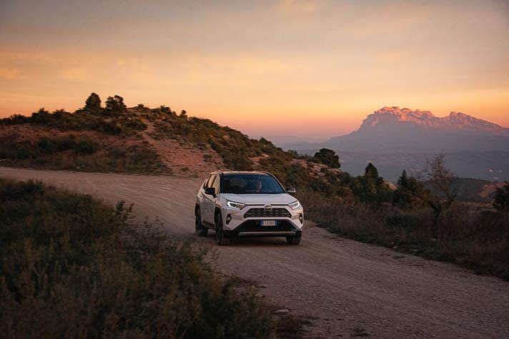 Introducing the new Toyota RAV4 Hybrid