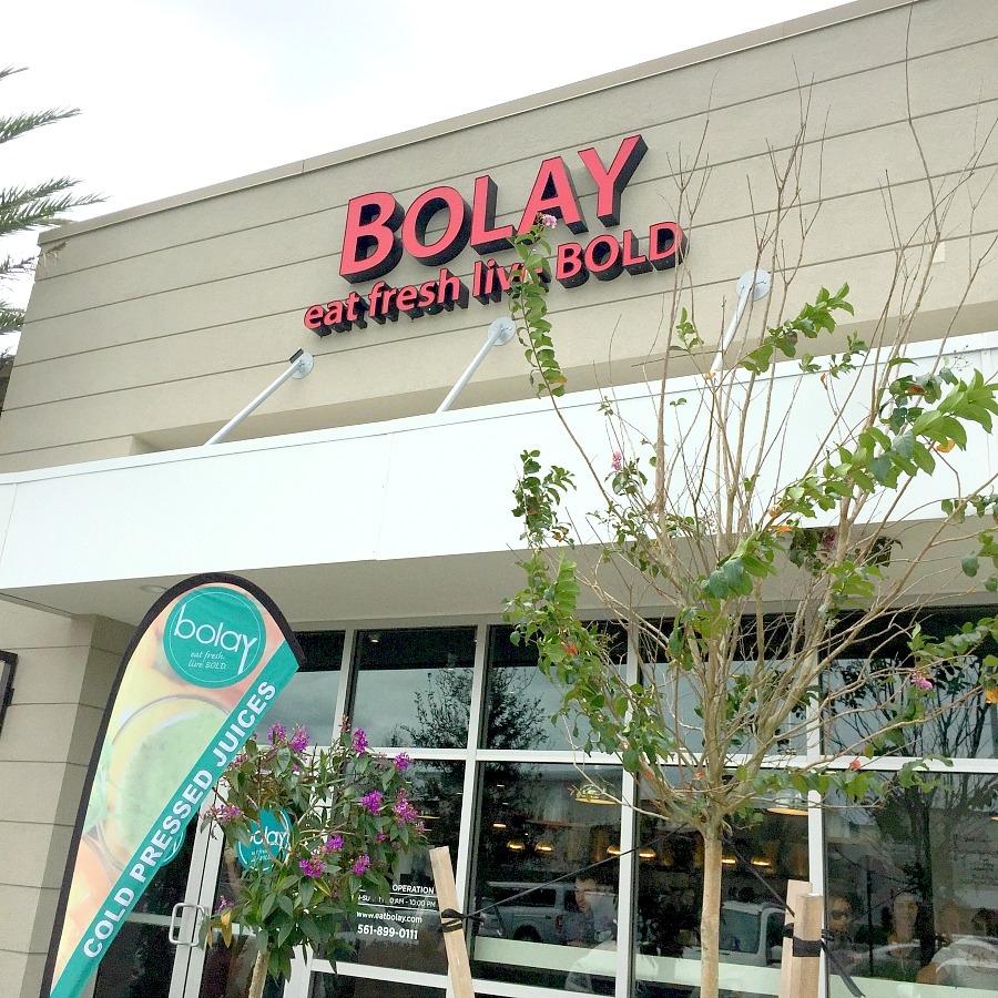 Essentially Erika » Blog Archive Eat Fresh, Live Bold with Bolay!
