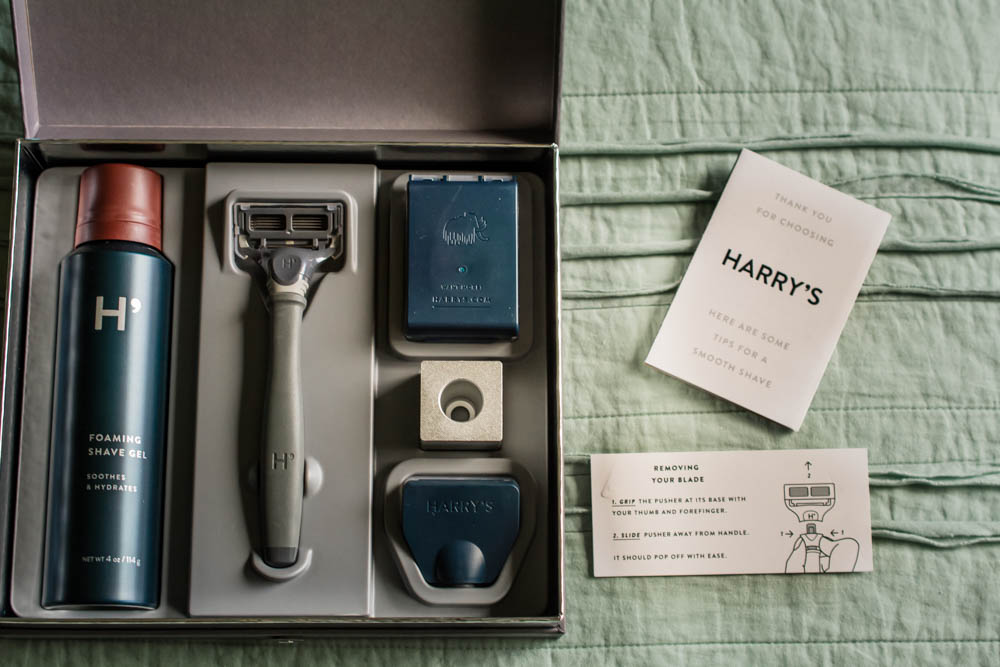 Harrys Shave Kit