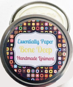 bdl-254x300 Bone Deep Essential Oil Blend Liniment is now online in our Etsy shop @EssentiallyPaperShop