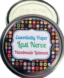 lnhml-246x300 Last Nerve Essential Oil Liniment now available in our Etsy store @EssentiallyPaperShop