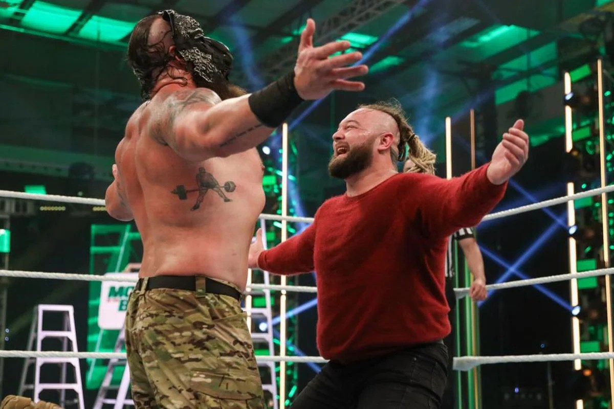 """WWE Might Have Huge Plans For Bray Wyatt With """"Swamp Fight"""" Against Braun  Strowman - EssentiallySports"""