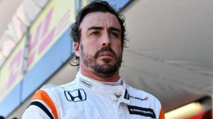 Alonso remarks