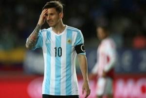 Argentina - Messi
