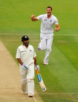 MS Dhoni test v England