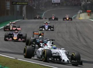 Felipe Massa Brazilian Grand Prix