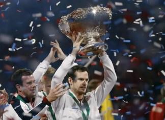 Andy Murray Davis Cup