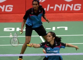 Saina and SIndhu