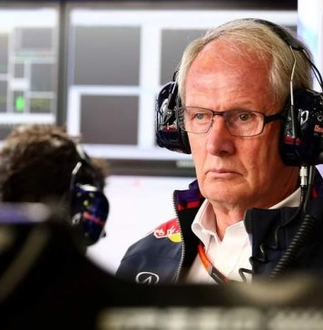 Helmut Marko has been promoting young drivers