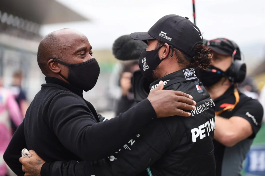 Lewis Hamilton Details How His Father Is Responsible for One of His Key F1  Skills - EssentiallySports