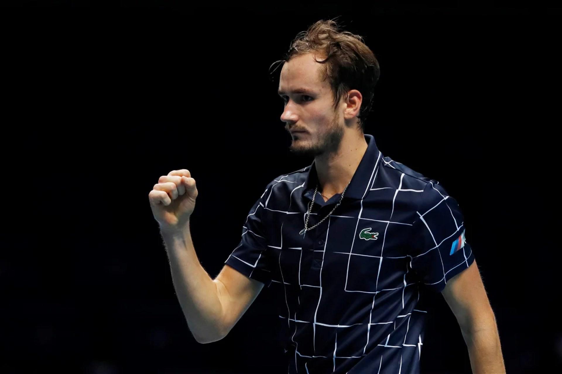 Daniil Medvedev - ATP Finals, London