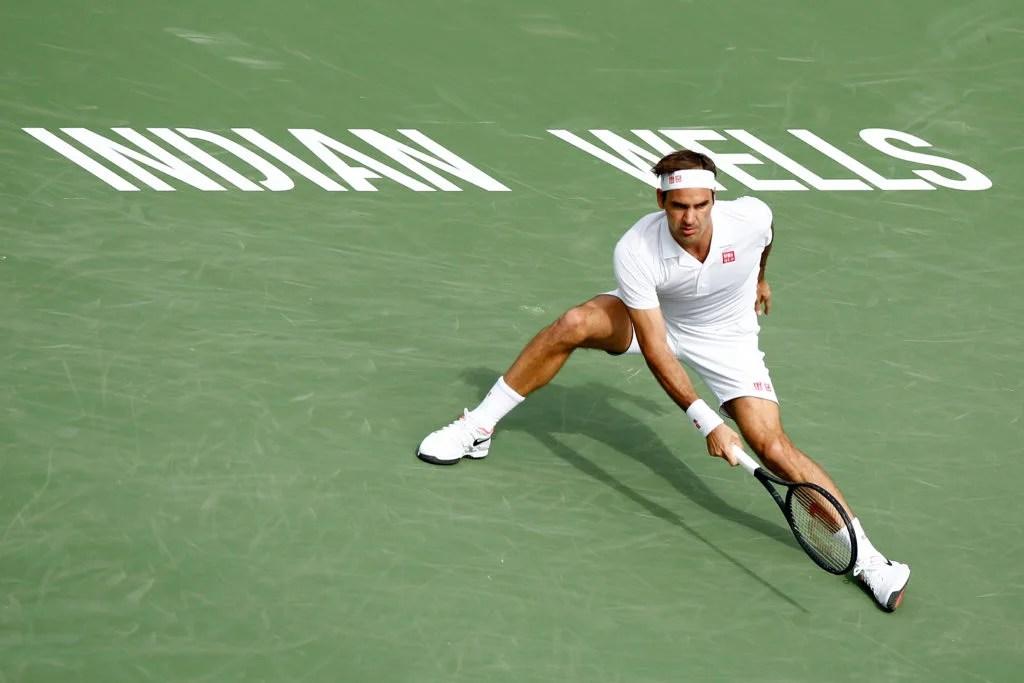 Roger Federer, Indian Wells 2019