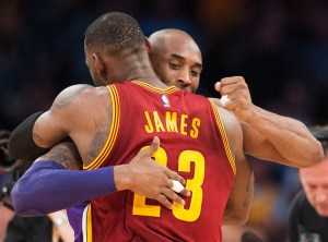 WATCH: When LeBron James and Kobe Bryant were at war with each other