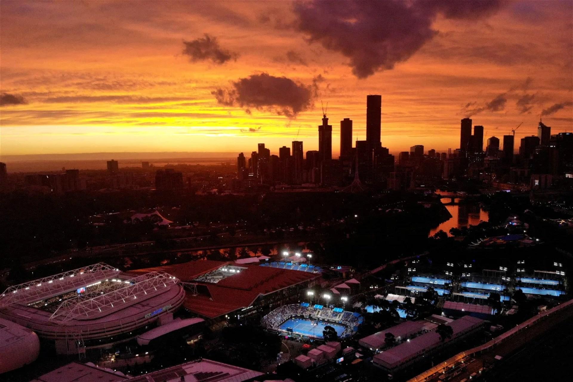 Melbourne Park - Australian Open