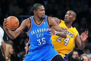 'Stone Faced, Flat Killer': Kevin Durant Considers First Encounter with NBA Legend Kobe Bryant