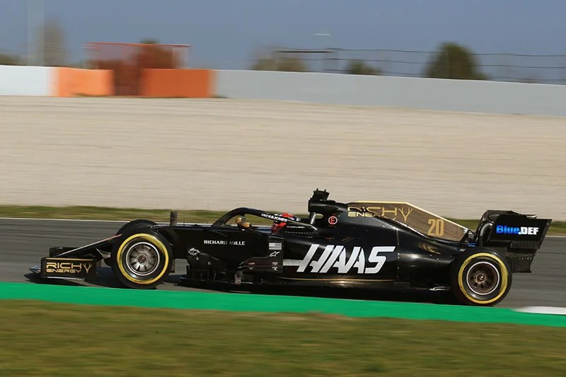 Rich Energy Laud Haas F1 for Keeping Livery In Spite of Sacking