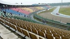 F1 street races