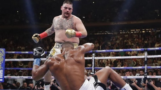"""""""You Quit Before, Now I Will End Your Career"""" - Andy Ruiz To Anthony Joshua"""