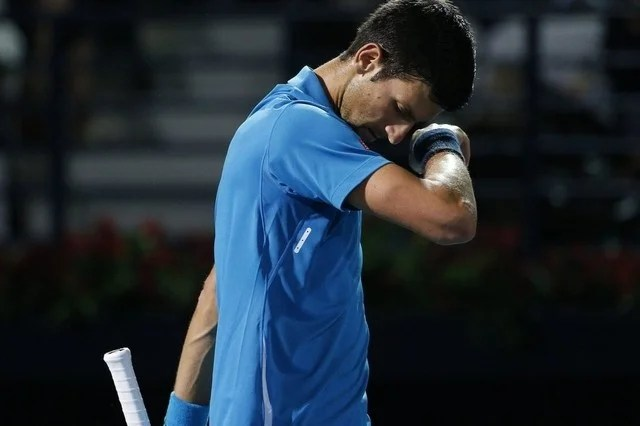 Novak Djokovic Crashes Out Of Miami Open 2019