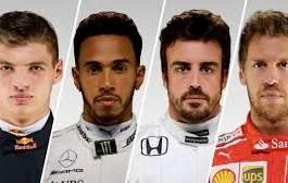 Hamilton's top 3 rivals