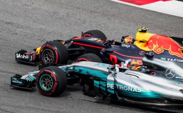 F1 Overtaking complaints