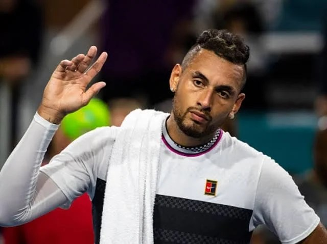 """Nick Kyrgios: """"I am Under the Spotlight More Than Others"""""""