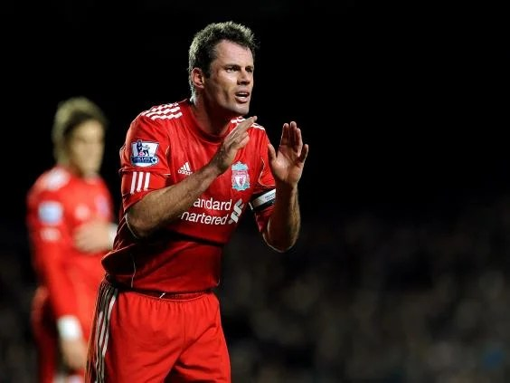 Jamie Carragher Could Face Prison Time Over Spitting Incident