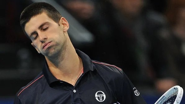 Djokovic stunned by qualifier Daniel