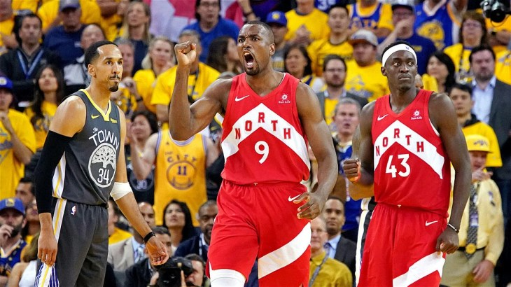 2019 NBA Finals: Toronto and Golden State's change ...