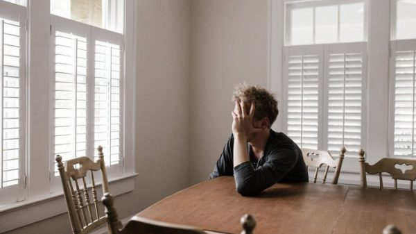 recognise the signs of burn-out