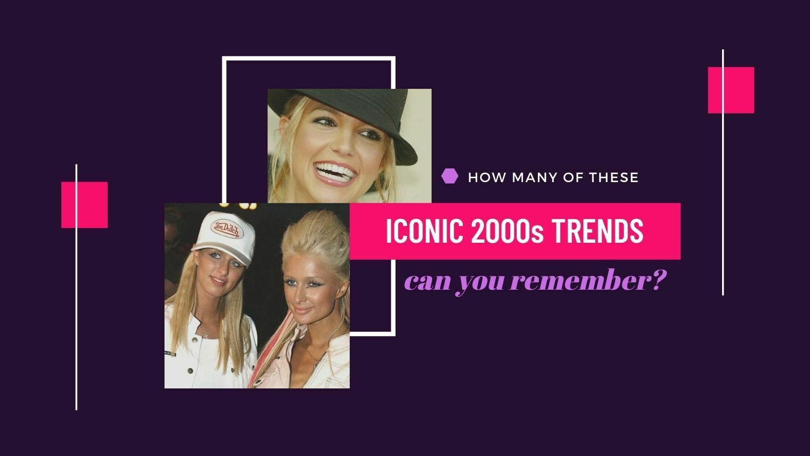 Iconic fashion trends of the 200s