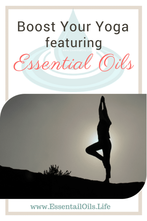 Deeply enhance your meditation and yoga postures using essential oils.