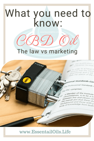 Is CBD oil really legal? Or are companies being deceptive with their marketing??