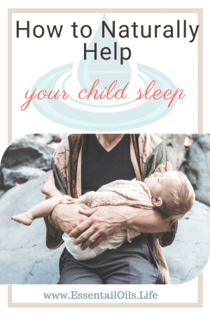 help your child sleep using these essential oil blends (both DIY or pre-made)