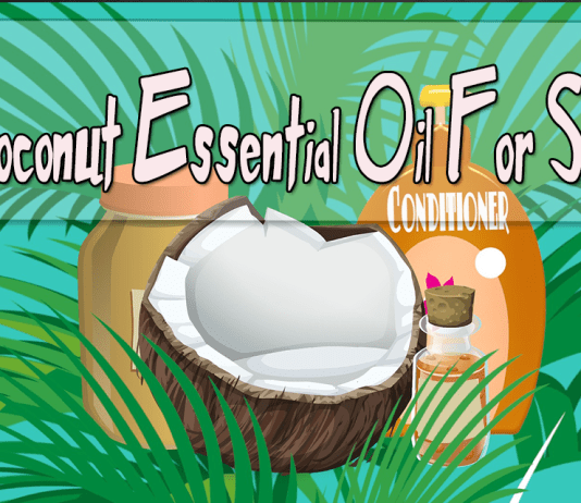 Coconut Essential Oil For Skin