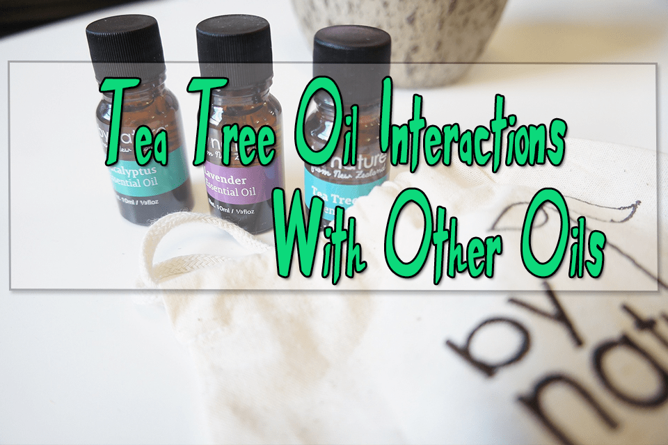 Tea tree oil Interactions