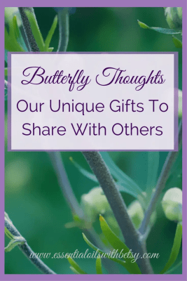 Our Unique Gifts To Share With Others
