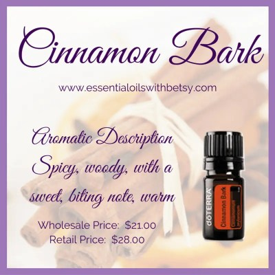 doTERRA Cinnamon bark essential oil has many uses. Click to learn more.