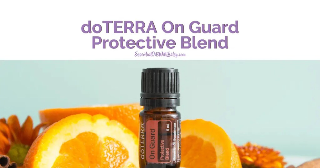 doTERRA On Guard Protective Essential Oil Blend