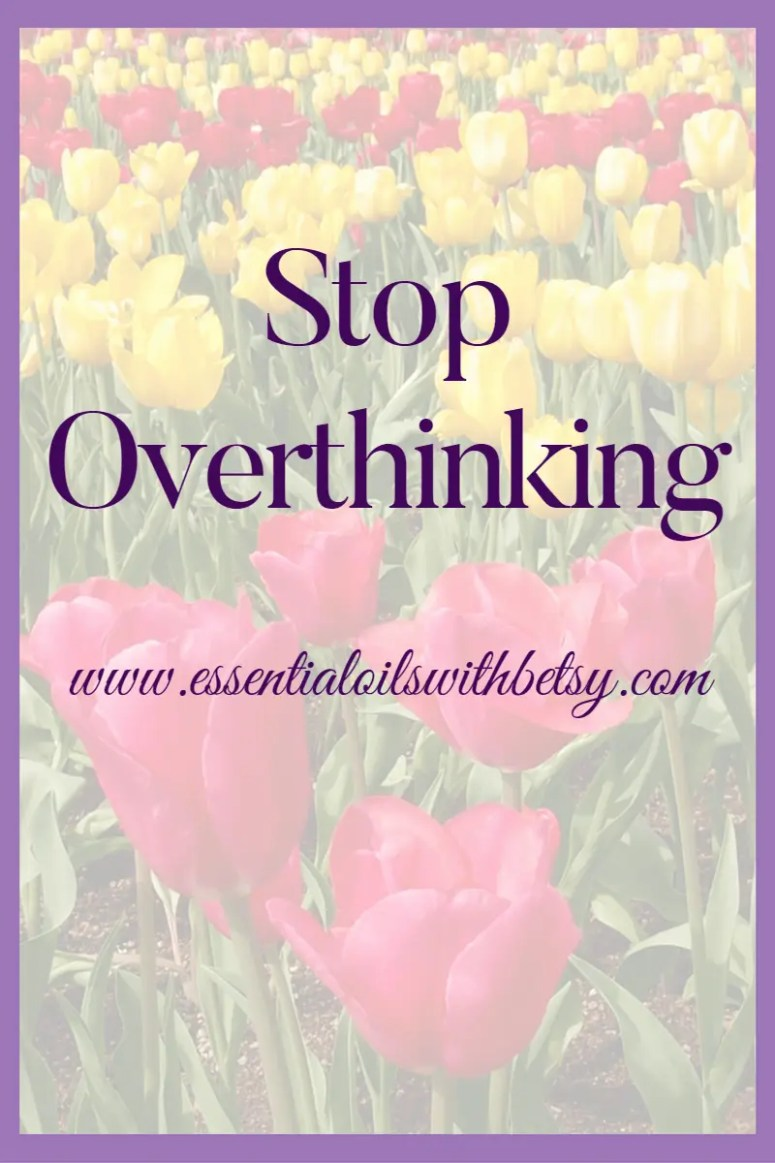 Quit overthinking it. Seriously. Just stop. You know these oils are amazing, and you don't even have to pay for them yourself if you take advantage to the pretty awesome plan my favorite company offers. Just host a few parties and get people going under you who in turn host parties and get people going under them. Next, you don't even have to figure out what to say at the first classes. This is because I'm willing and able to show you my own system, if you're on my team! Residual income doesn't take a lot of time, it's not hard, and if you have questions, um... guess who's already here! Me! ;-) This is why you need to choose a strong upline, who already has the system figured out and can help you with any roadblocks you may experience. Partner with me, and let's do this!