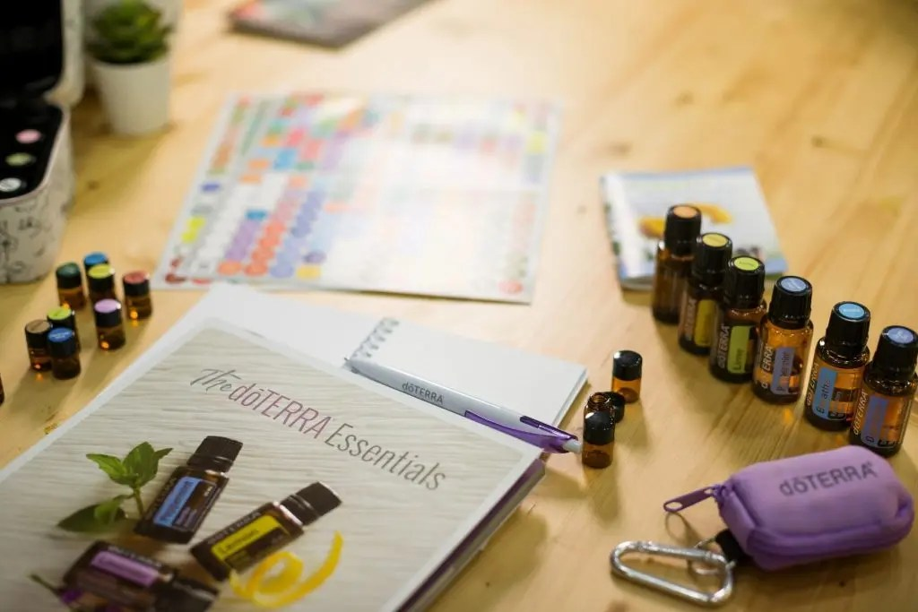 doTERRA Compensation Plan Explained