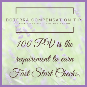 Click here to read about doTERRA compensation plan, fast start requirements, power of three, and more! Residual income is your friend!