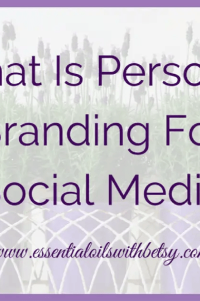 Personal Branding For Social Media