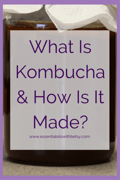 What Is Kombucha & How Is It Made? What is kombucha? How do I make my own kombucha tea? What are the benefits? What's a scoby? Have you been wondering about this topic? Read this post for all of the answers!