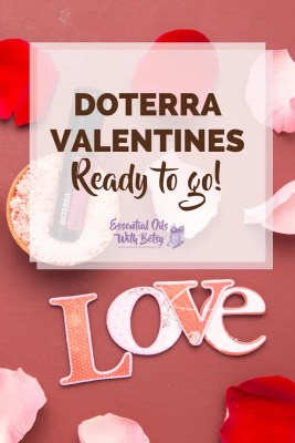 doTERRA Valentines - Ready to go