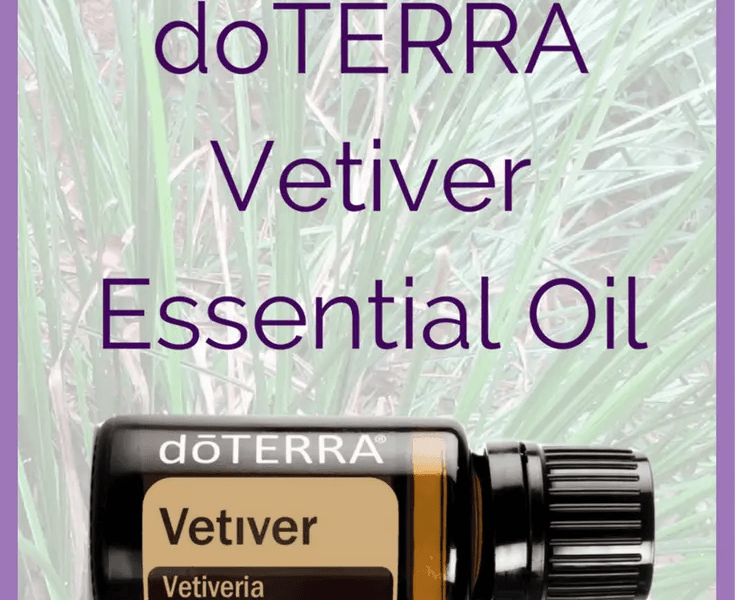 doTERRA Vetiver Essential Oil Uses