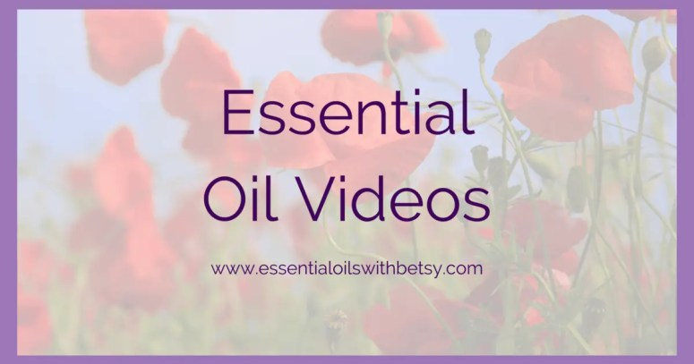 Check out our latest essential oil videos! Learn about how to use doTERRA essential oils with video tips and tutorials. Which is your favorite?