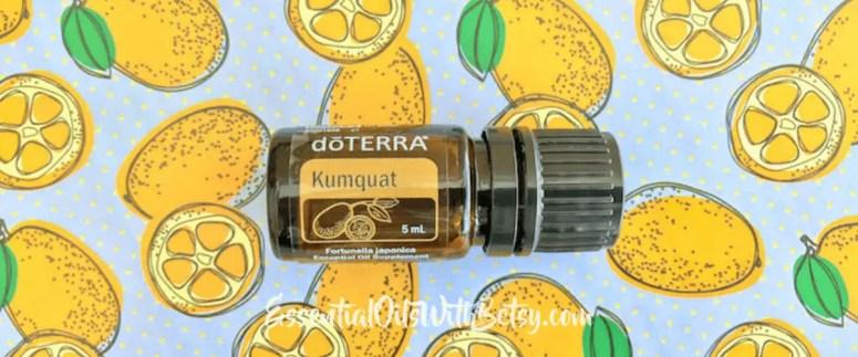 doTERRA Kumquat Oil