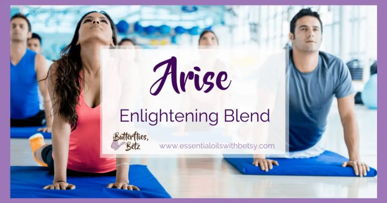 doTERRA Arise Enlightening Blend There were several exciting announcements from the doTERRA 2017 convention today! One announcement was the release of new essential oils. I am excited about Arise essential oil blend. Here are some ways to use the new doTERRA blend Arise. I have a feeling that I will enjoy doTERRA Arise Enlightening blend. Are you looking forward to tryingdoTERRA Enlightening blend?