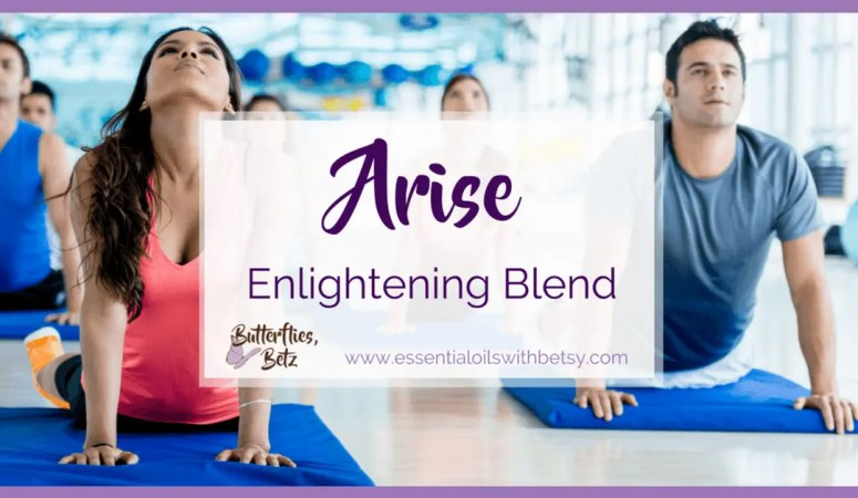 doTERRA Arise Enlightening Blend